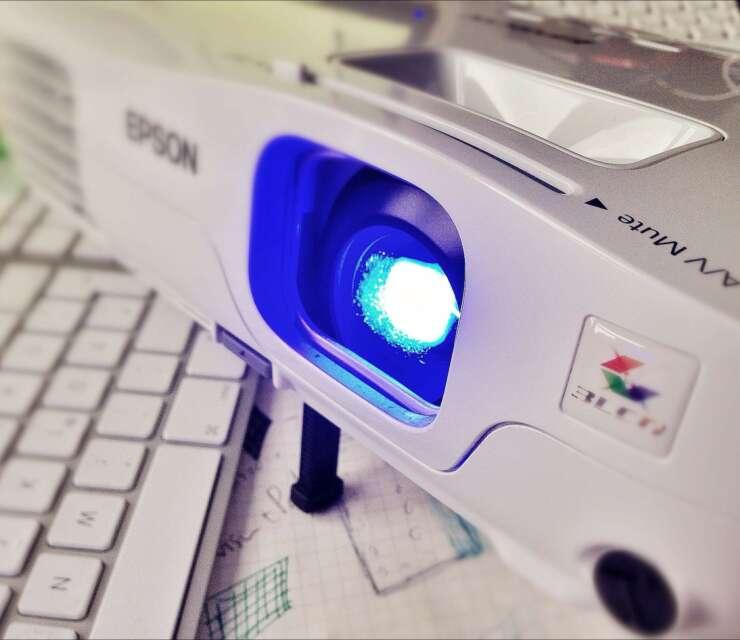 Comment sont les vidéoprojecteurs Epson ?